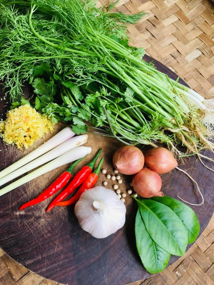 Cá nướng kiểu Lào, độc đáo, thơm phức, cả nhà thích mê - Ảnh 2.