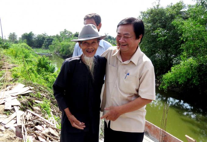 'Đơn hàng' cho Bộ trưởng Lê Minh Hoan - Ảnh 2.