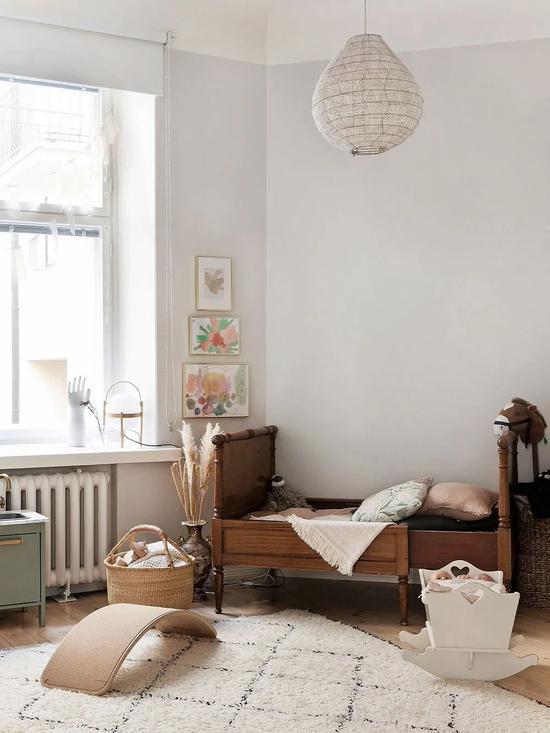 Cải tạo căn hộ cũ 80 mét vuông, sử dụng màu sắc tối giản một cách thông minh, diện tích lớn hơn gấp đôi! - Ảnh 10.
