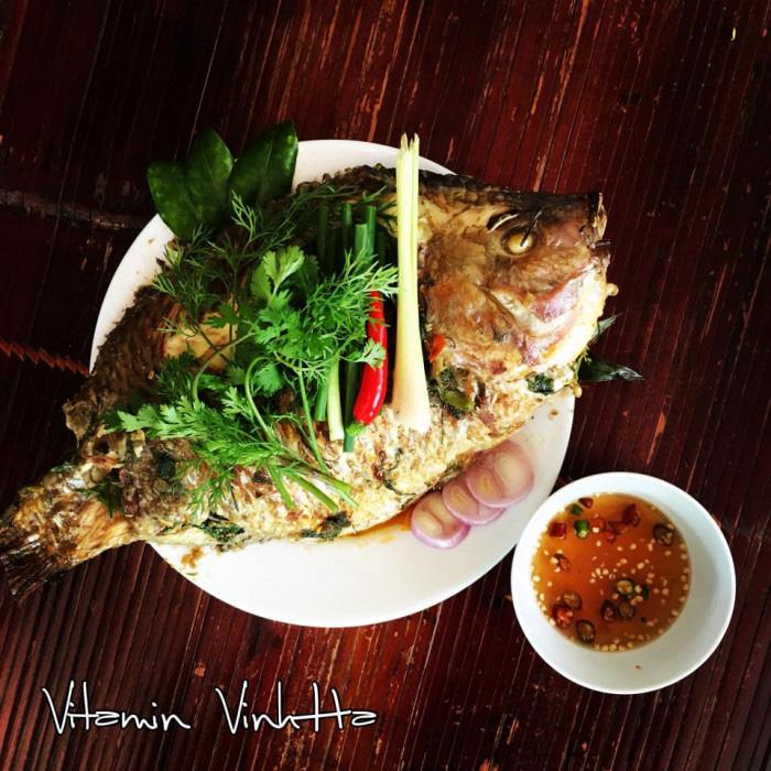 Cá nướng kiểu Lào, độc đáo, thơm phức, cả nhà thích mê - Ảnh 6.