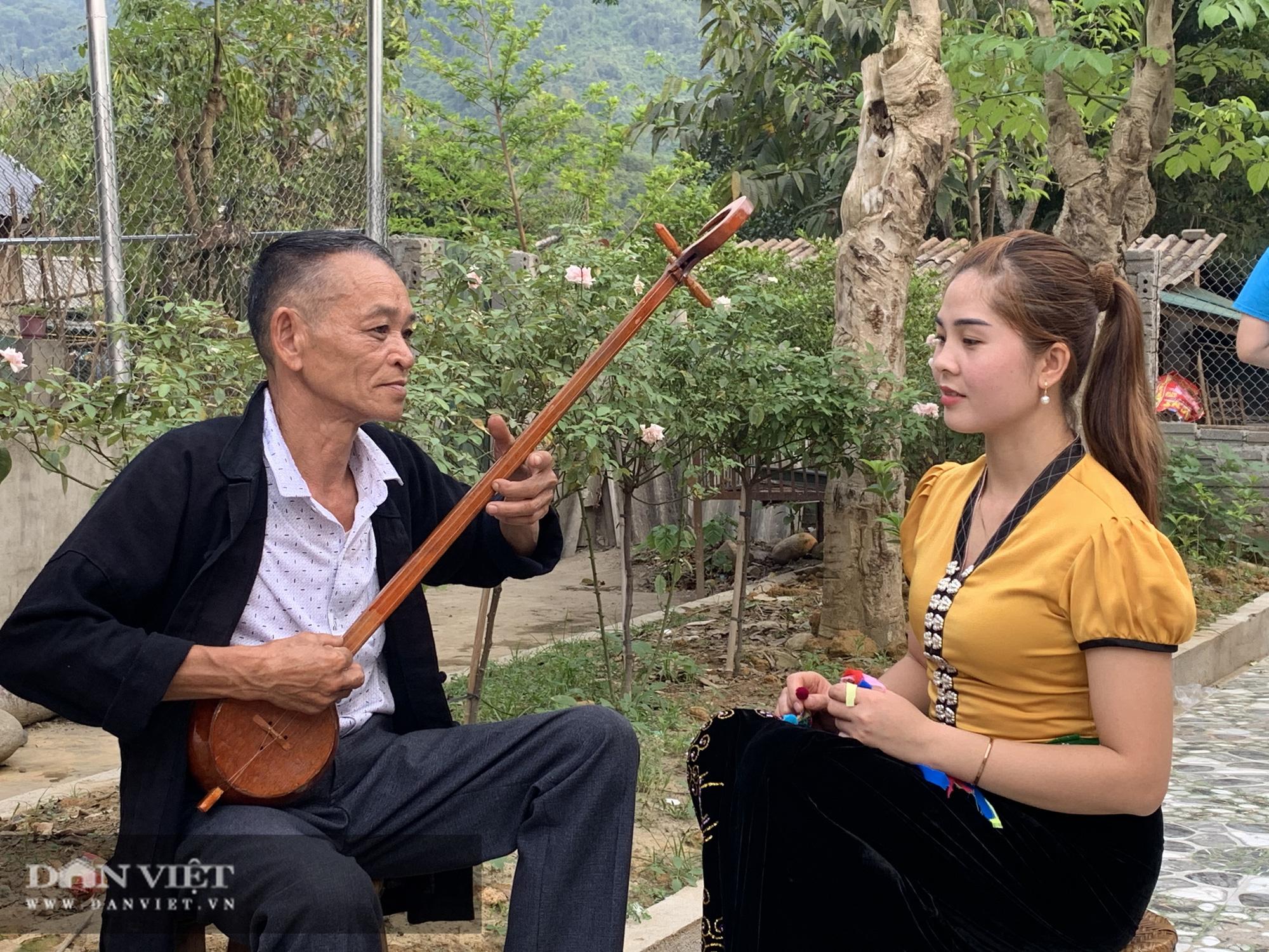 Lai Châu: Quan tâm bảo tồn và tôn vinh văn hóa dân tộc Thái - Ảnh 3.