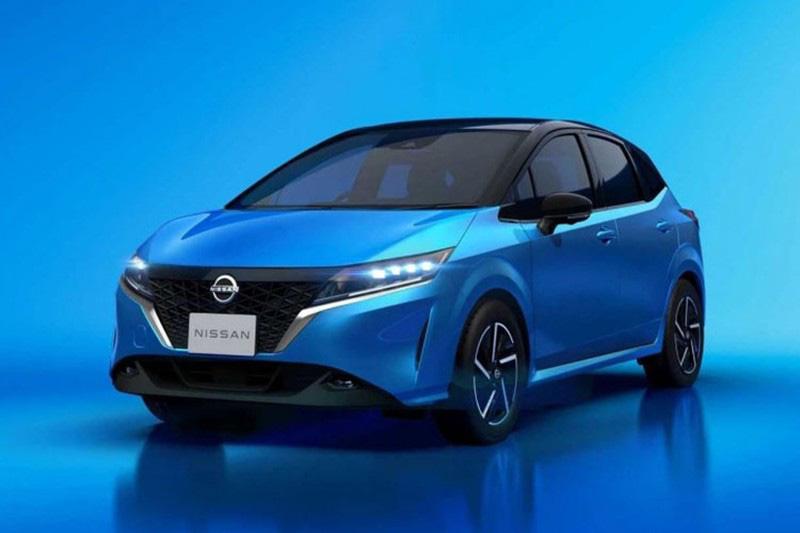 Đối thủ VinFast VF e34, Nissan Note 2021 sắp ra mắt tại Việt Nam - Ảnh 3.