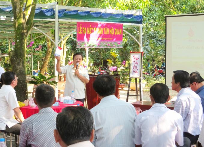 'Đơn hàng' cho Bộ trưởng Lê Minh Hoan - Ảnh 1.