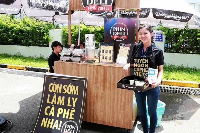 Doanh nhân Phạm Đình Nguyên và giấc mơ làm rạng danh cà phê Việt trên đất Mỹ - Ảnh 2.
