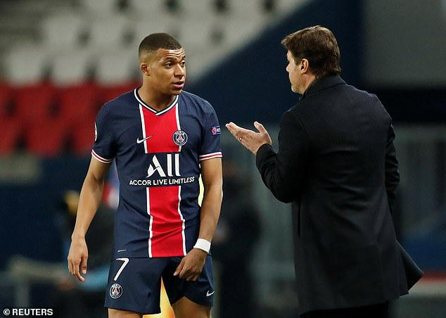 PSG có thêm hy vọng khi Mbappe ra sân.