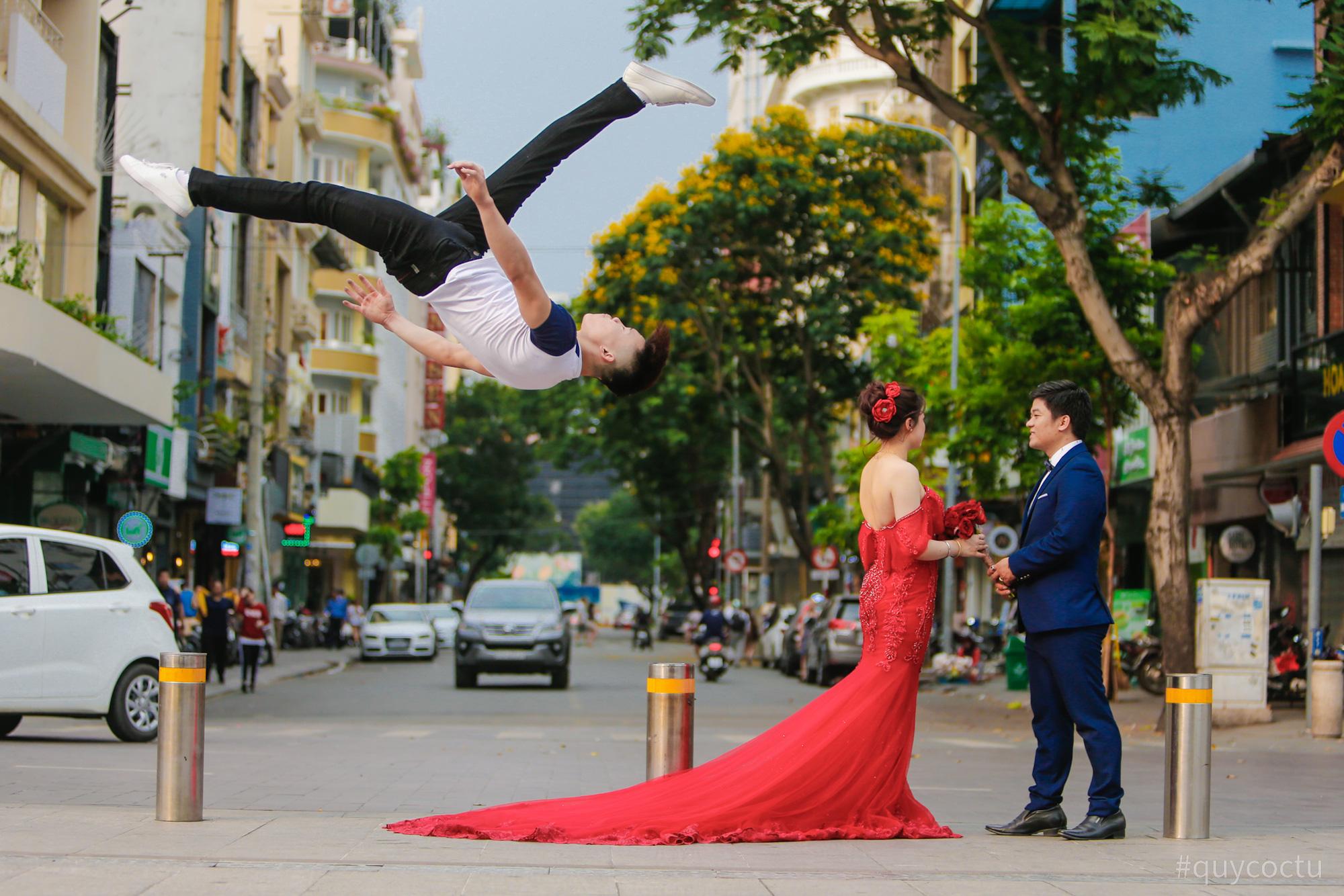 Dạo quanh TP Hồ Chí Minh cùng bloger du lịch nổi tiếng - Ảnh 7.