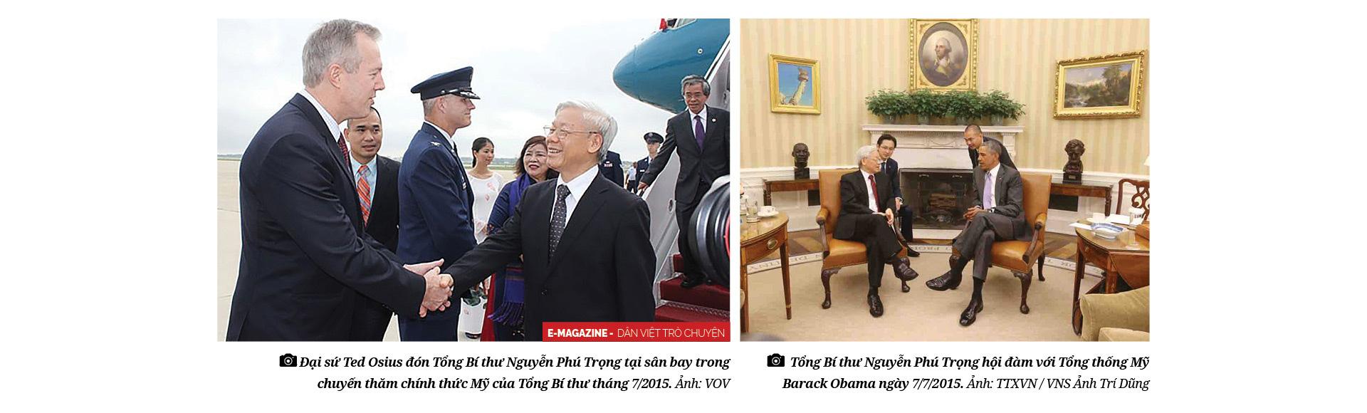 Cựu Đại sứ Mỹ tại Việt Nam Ted Osius: Hòa giải Việt Mỹ - Không gì là không thể - Ảnh 4.