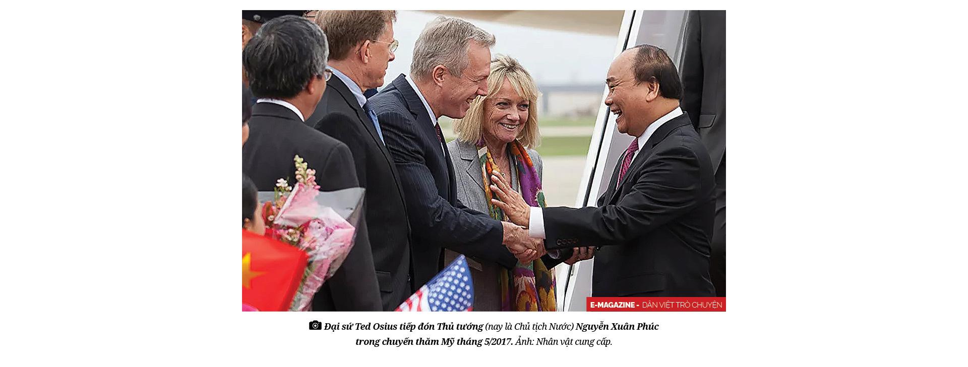 Cựu Đại sứ Mỹ tại Việt Nam Ted Osius: Hòa giải Việt Mỹ - Không gì là không thể - Ảnh 5.