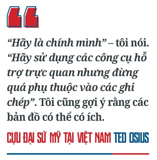 Cựu Đại sứ Mỹ tại Việt Nam Ted Osius: Hòa giải Việt Mỹ - Không gì là không thể - Ảnh 6.