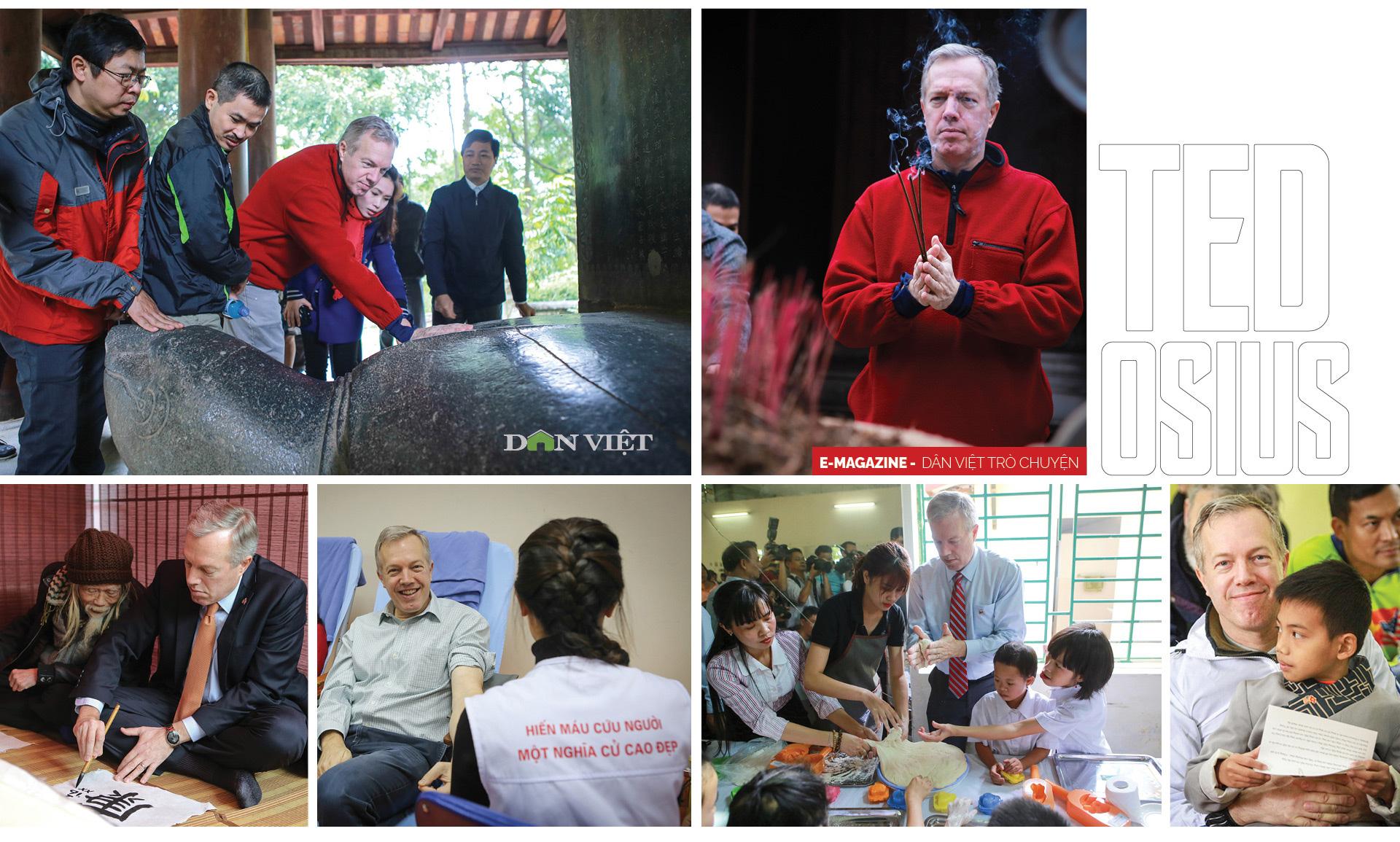 Cựu Đại sứ Mỹ tại Việt Nam Ted Osius: Hòa giải Việt Mỹ - Không gì là không thể - Ảnh 10.