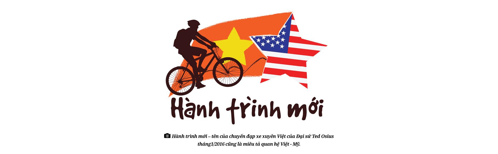 Cựu Đại sứ Mỹ tại Việt Nam Ted Osius: Hòa giải Việt Mỹ - Không gì là không thể - Ảnh 12.