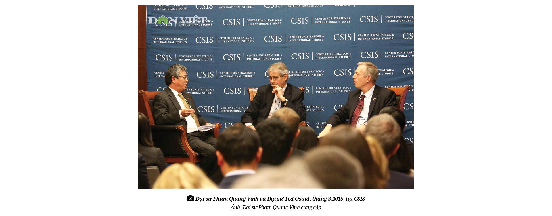 Cựu Đại sứ Mỹ tại Việt Nam Ted Osius: Hòa giải Việt Mỹ - Không gì là không thể - Ảnh 18.
