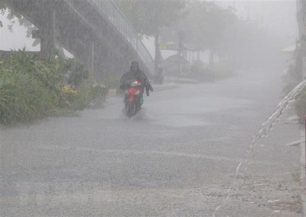 10 ngày đầu tháng 5 này xâm nhập mặn ở ĐBSCL tăng hay giảm, trời nắng ráo hay mưa giông? - Ảnh 1.