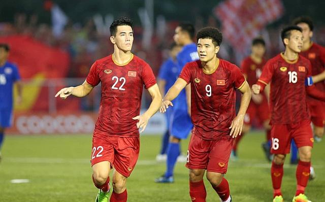 HLV Park Hang-seo công bố danh sách ĐT Việt Nam: HAGL áp đảo - Ảnh 2.