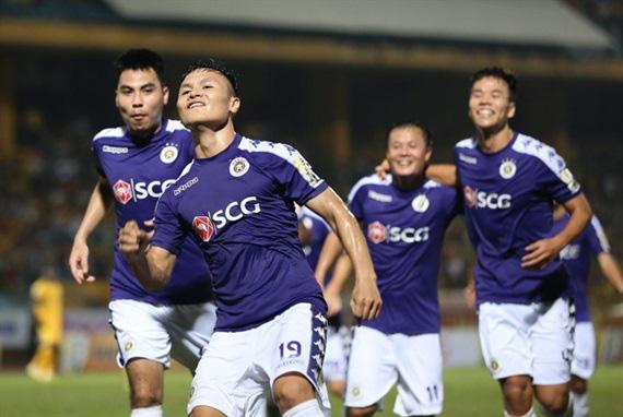 Hà Nội FC vẫn chiêm quân số chủ lực ở tuyển Việt Nam.