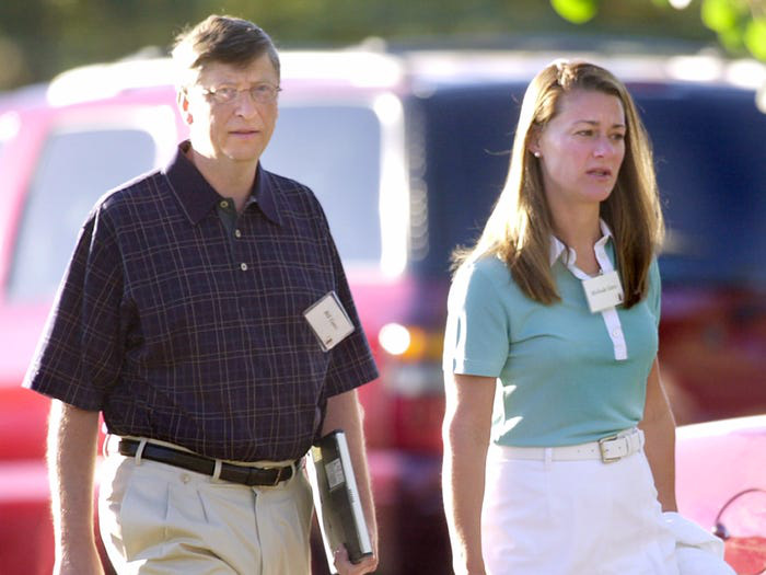 Nhìn lại cuộc hôn nhân 27 năm và khối tài sản kếch xù của cặp đôi Bill - Melinda Gates - Ảnh 1.