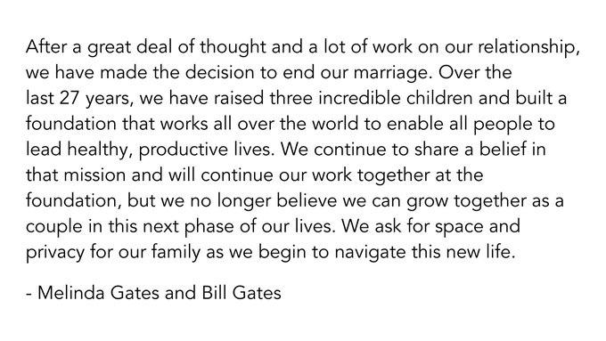 Nhìn lại cuộc hôn nhân 27 năm và khối tài sản kếch xù của cặp đôi Bill - Melinda Gates - Ảnh 10.