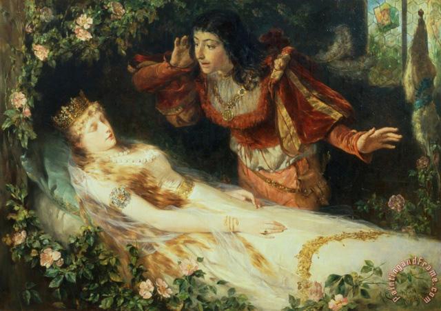 Những nụ hôn trong truyện cổ tích khiến phụ huynh lo lắng - Ảnh 3.