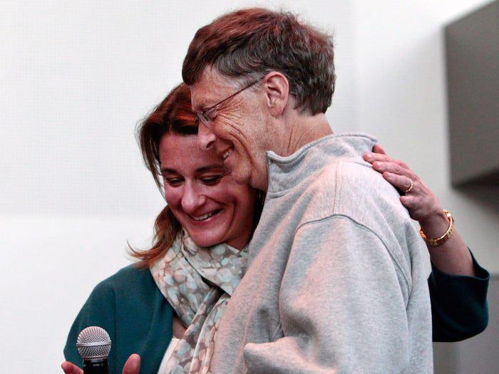 Nhìn lại cuộc hôn nhân 27 năm và khối tài sản kếch xù của cặp đôi Bill - Melinda Gates - Ảnh 5.