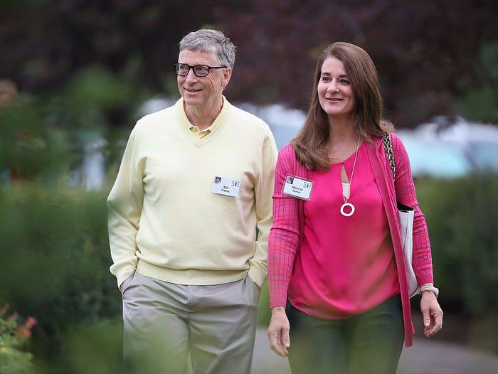 Nhìn lại cuộc hôn nhân 27 năm và khối tài sản kếch xù của cặp đôi Bill - Melinda Gates - Ảnh 6.