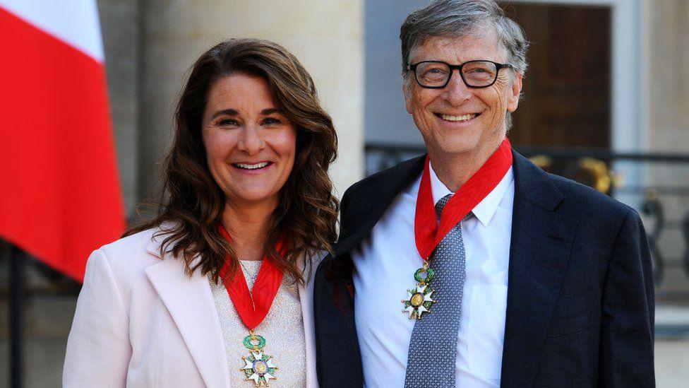 Nhìn lại những khoảnh khắc hạnh phúc trong quá khứ của vợ chồng Bill Gates - Ảnh 7.
