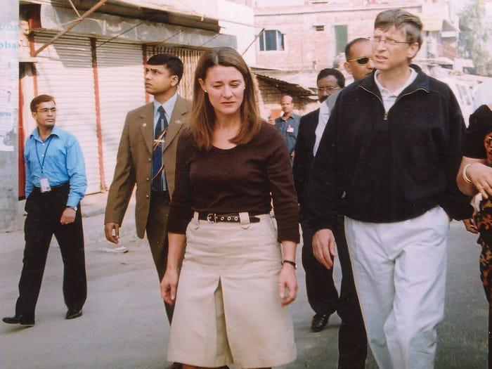 Nhìn lại cuộc hôn nhân 27 năm và khối tài sản kếch xù của cặp đôi Bill - Melinda Gates - Ảnh 2.