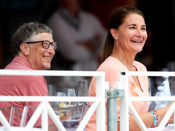 Nhìn lại cuộc hôn nhân 27 năm và khối tài sản kếch xù của cặp đôi Bill - Melinda Gates - Ảnh 7.