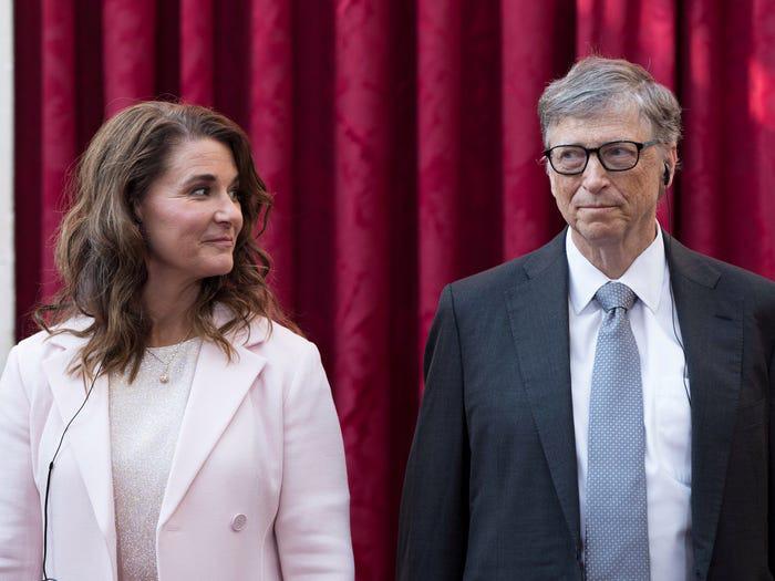 Nhìn lại cuộc hôn nhân 27 năm và khối tài sản kếch xù của cặp đôi Bill - Melinda Gates - Ảnh 8.