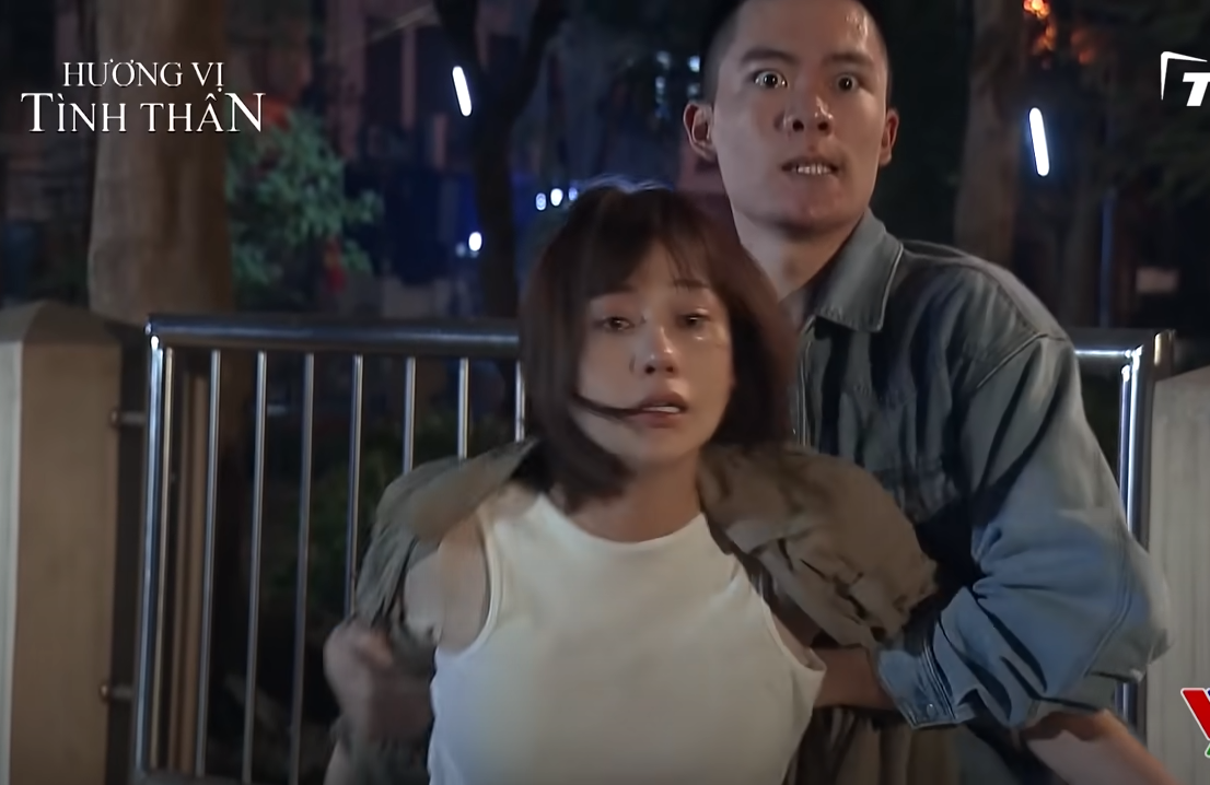 Phim hot Hương vị tình thân tập 11: Phương Nam thấy ông Tuấn bị tai nạn - Ảnh 4.