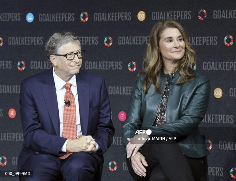 Chặng đường yêu 27 năm của Bill Gates và Melinda Gates - Ảnh 1.