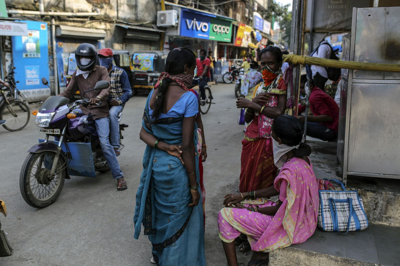 Tỷ lệ thất nghiệp tại Ấn Độ tăng kỷ lục - Ảnh 1.