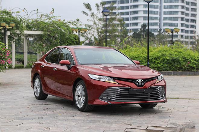 Nhược điểm xe Toyota Camry mà người dùng cần biết trước khi mua - Ảnh 1.