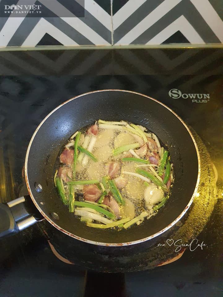 Đổi món với gà hấp xé sốt xì dầu - Ảnh 5.