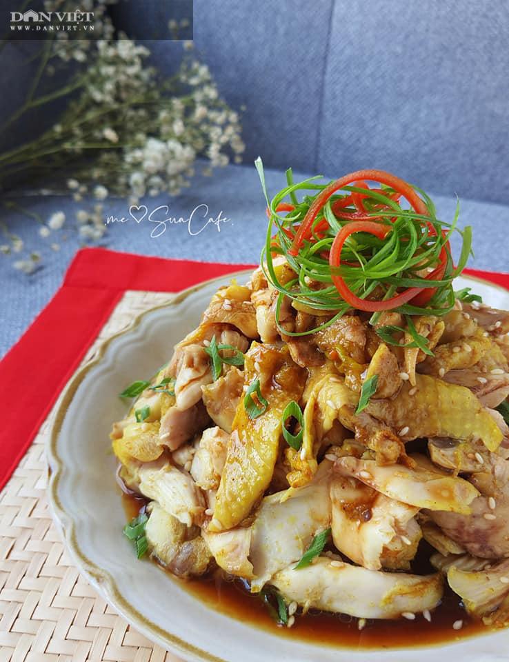Đổi món với gà hấp xé sốt xì dầu - Ảnh 9.