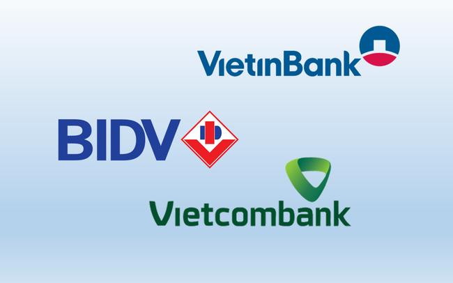 """Điểm """"vênh"""" lợi nhuận giữa 3 """"ông lớn quốc doanh"""" Vietcombank, VietinBank và BIDV - Ảnh 3."""
