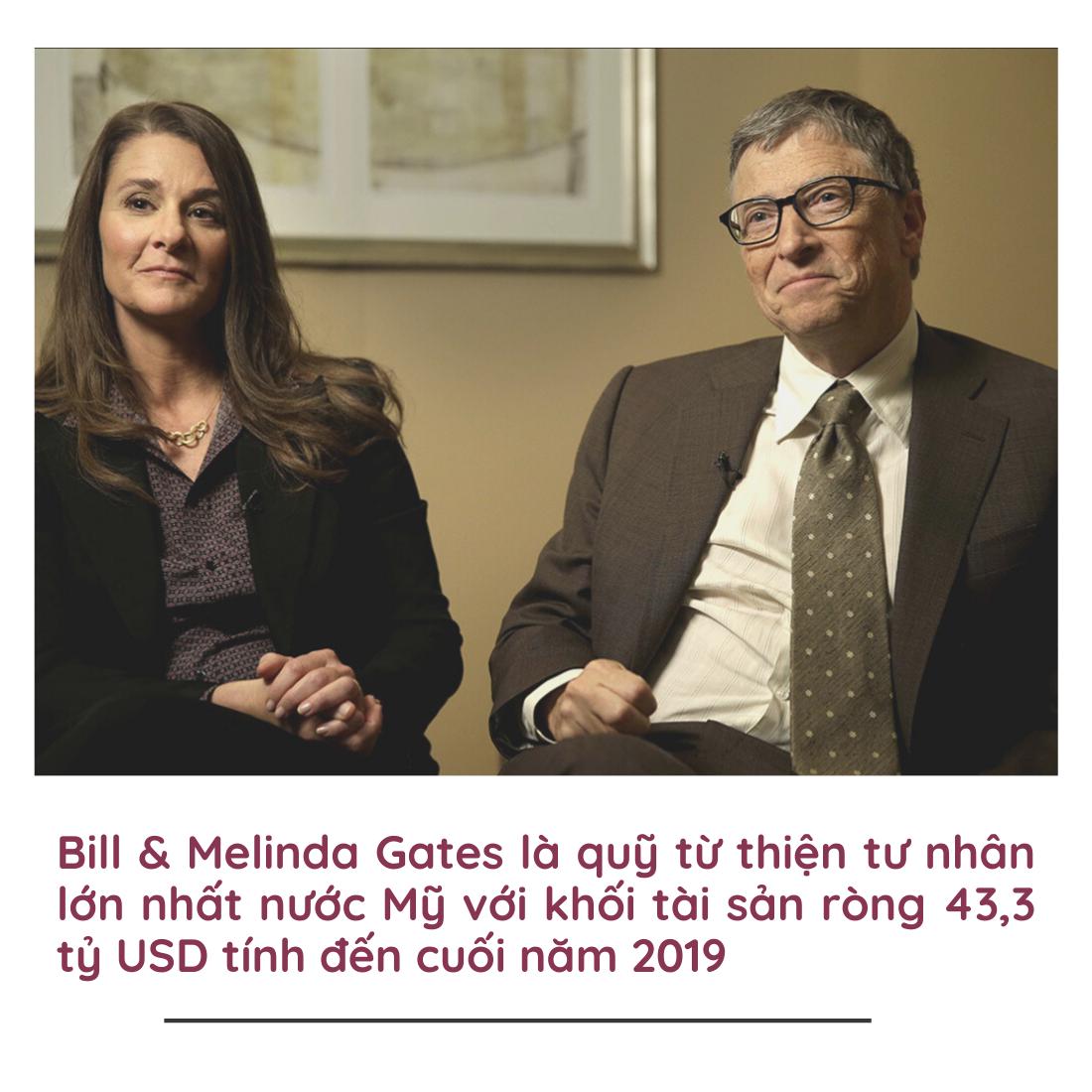 Nhìn lại cuộc hôn nhân 27 năm và khối tài sản kếch xù của cặp đôi Bill - Melinda Gates - Ảnh 12.