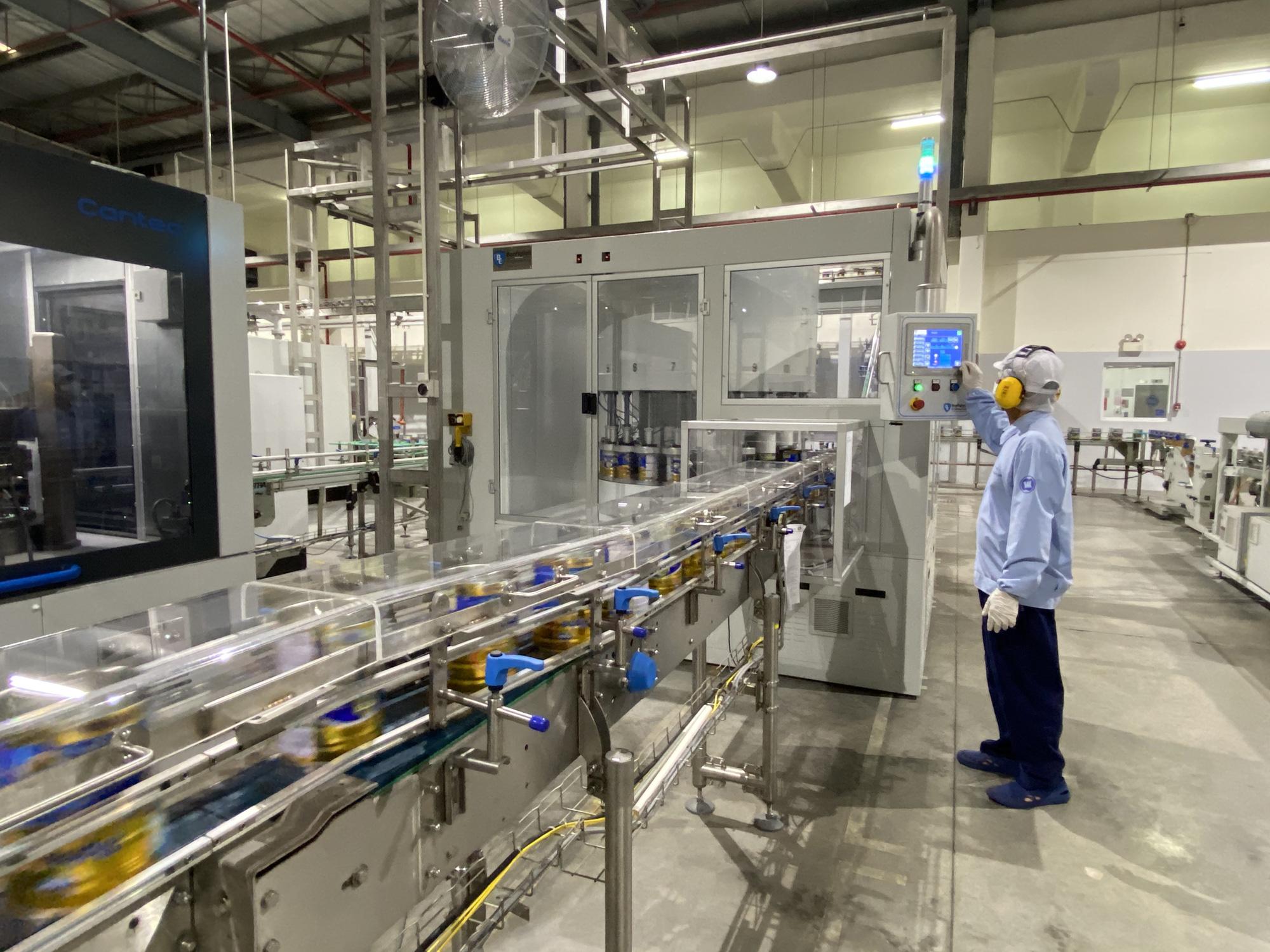 """Hệ thống """"khủng"""" 13 nhà máy là nội lực giúp Vinamilk dẫn đầu thị trường nhiều năm liền - Ảnh 5."""
