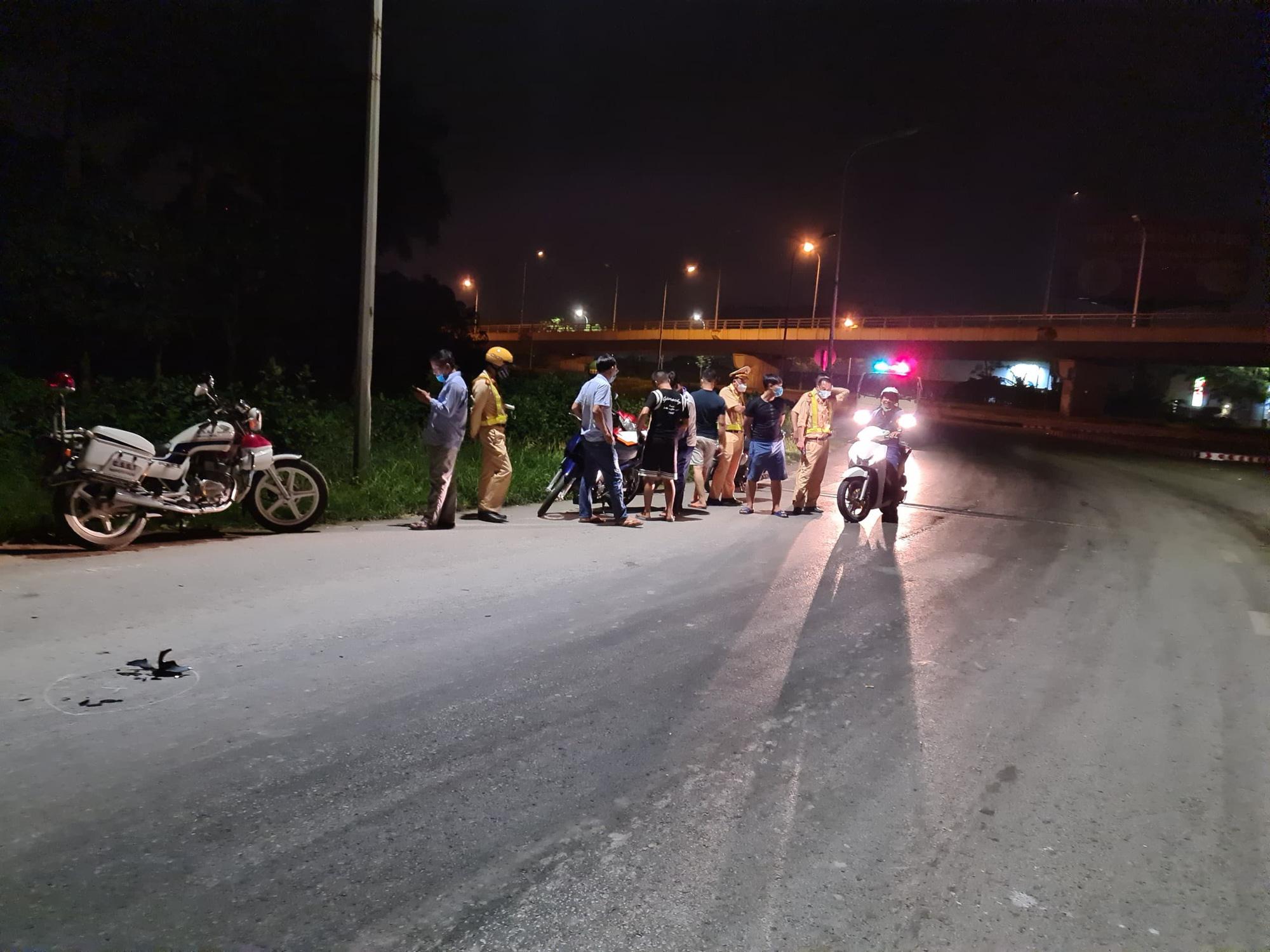 Hải Dương: Lái xe gây tai nạn liên hoàn làm chết 1 nữ sinh và nhiều người bị thương - Ảnh 2.