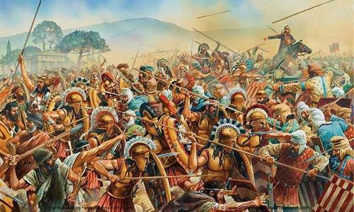 Cuộc chiến kéo dài 2.000 năm: Hai phe quên... ký hiệp định hòa bình - Ảnh 1.