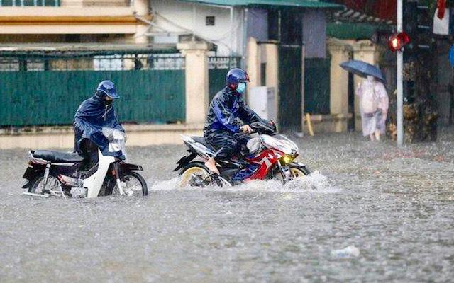Sẽ có 2 – 3 cơn bão, áp thấp nhiệt đới khó lường ảnh hưởng đến Hà Nội - Ảnh 1.