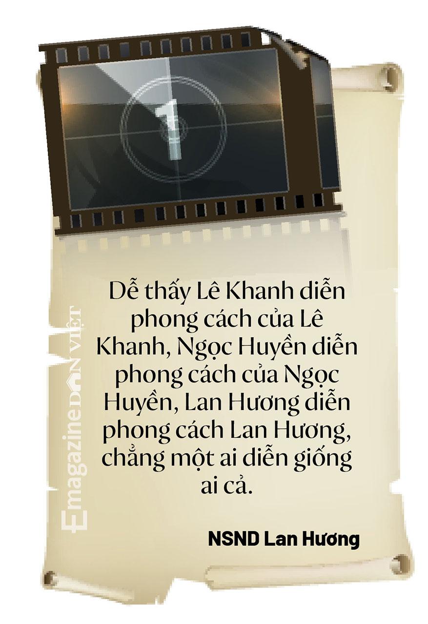 NSND Lan Hương: Tôi chưa bao giờ nghĩ, mình có thể rời xa được Hà Nội  - Ảnh 8.