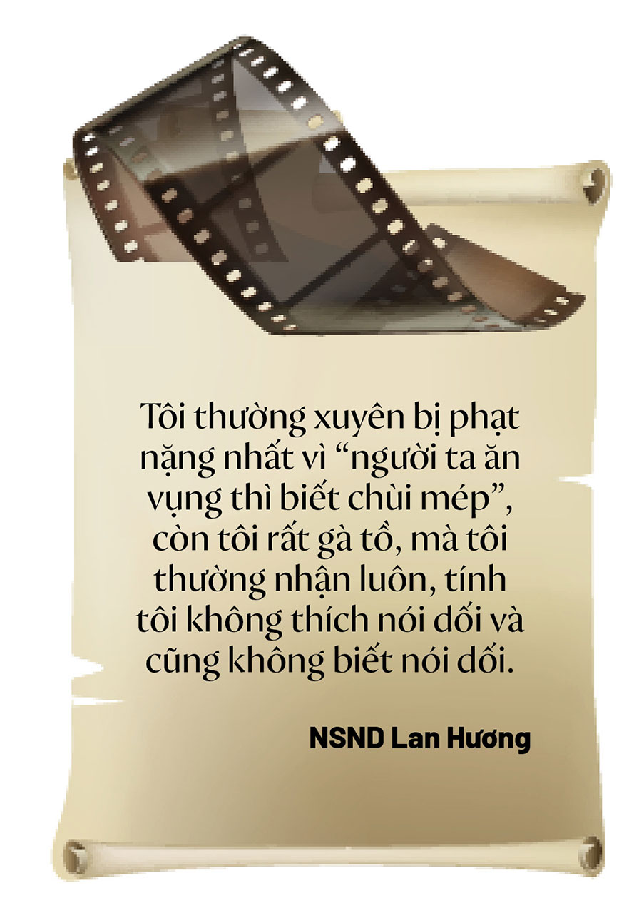 NSND Lan Hương: Tôi chưa bao giờ nghĩ, mình có thể rời xa được Hà Nội  - Ảnh 9.