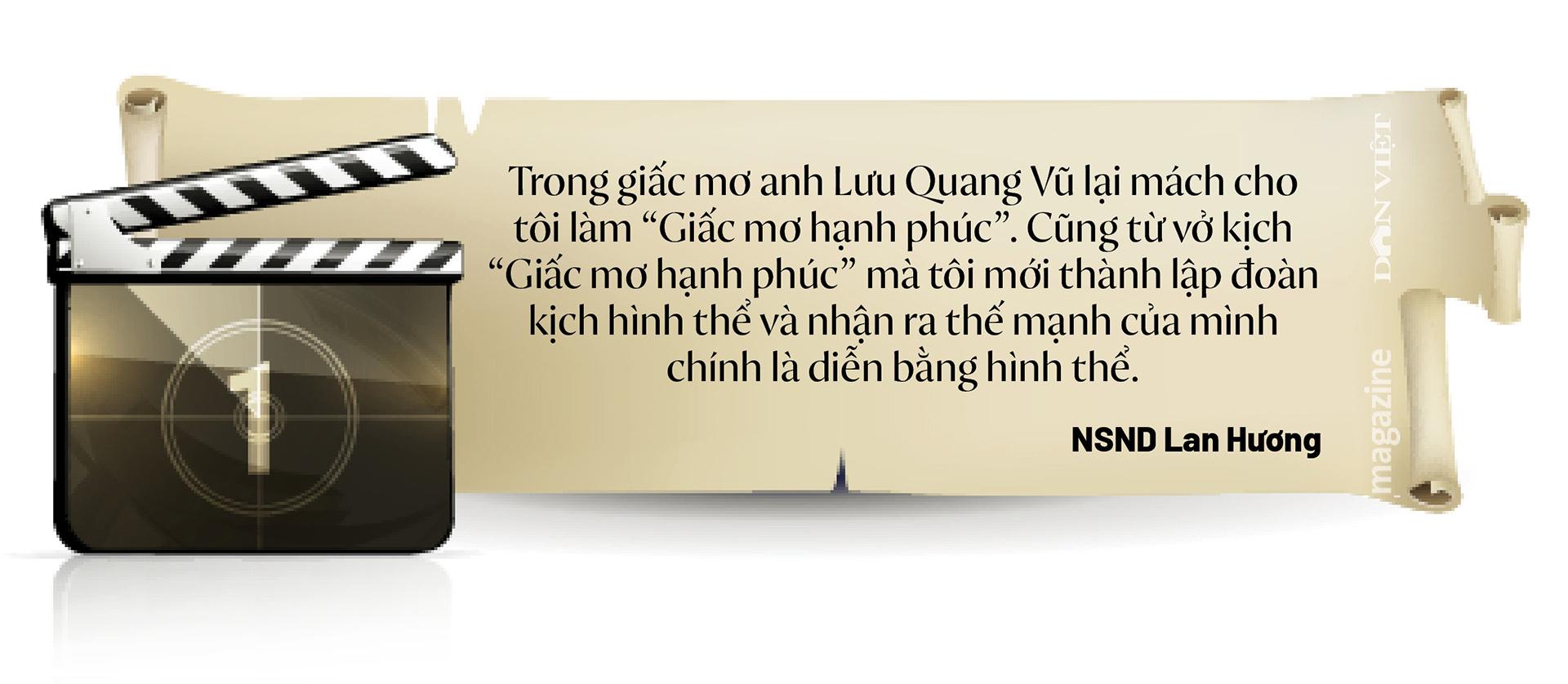 NSND Lan Hương: Tôi chưa bao giờ nghĩ, mình có thể rời xa được Hà Nội  - Ảnh 11.
