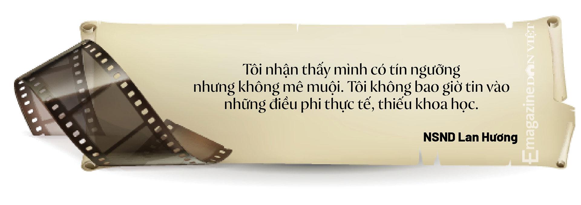 NSND Lan Hương: Tôi chưa bao giờ nghĩ, mình có thể rời xa được Hà Nội  - Ảnh 14.