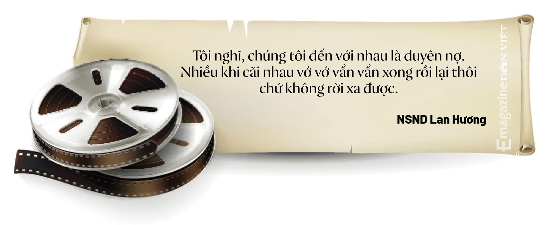 NSND Lan Hương: Tôi chưa bao giờ nghĩ, mình có thể rời xa được Hà Nội  - Ảnh 16.