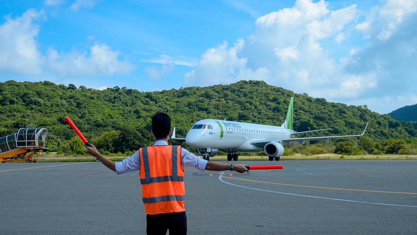 Dự kiến đóng cửa sân bay Côn Đảo 8 tháng để nâng cấp đón máy bay lớn - Ảnh 1.