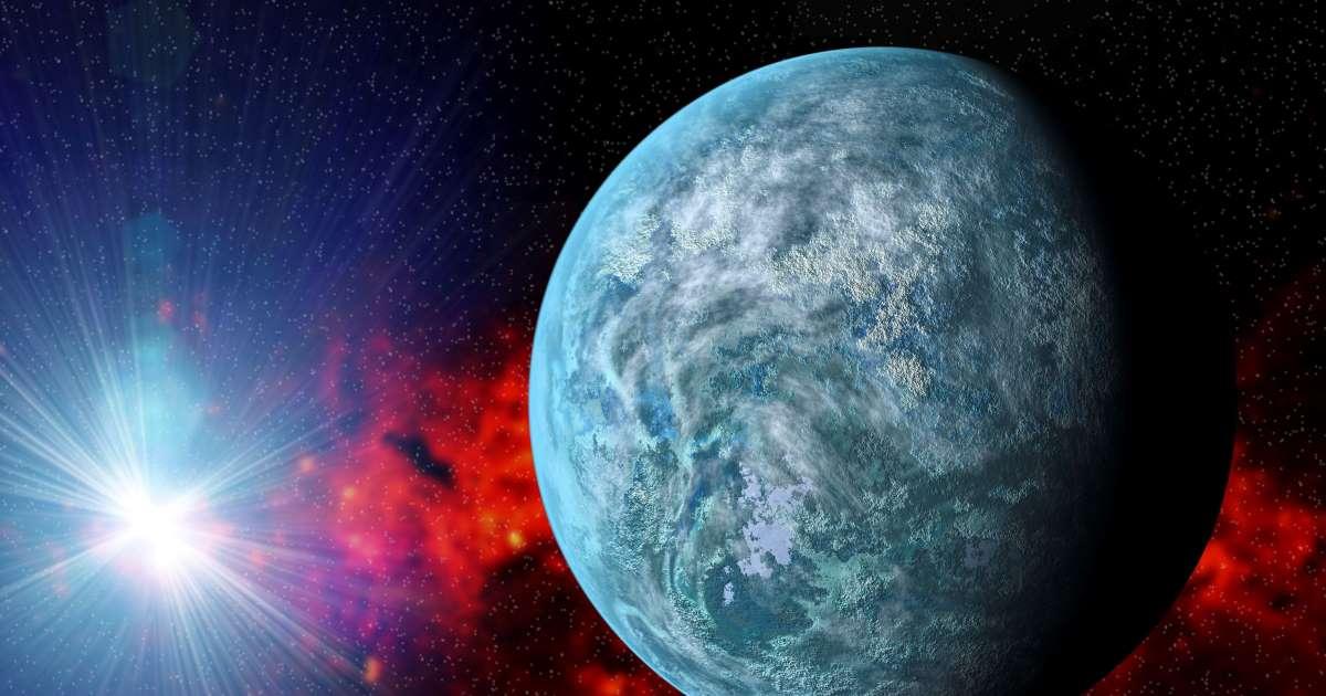 Phát hiện một hành tinh tương tự Trái đất được bao phủ bởi đại dương