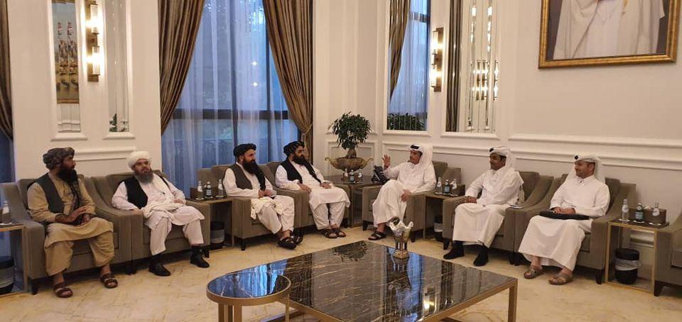 Mỹ nói gì sau cuộc gặp mặt chính thức đầu tiên với Taliban? - Ảnh 2.