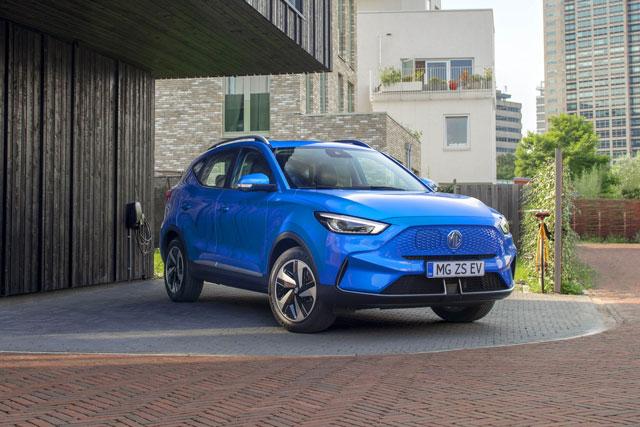 MG ZS EV 2022 sở hữu thiết kế mới mẻ, giá hơn 800 triệu - Ảnh 2.