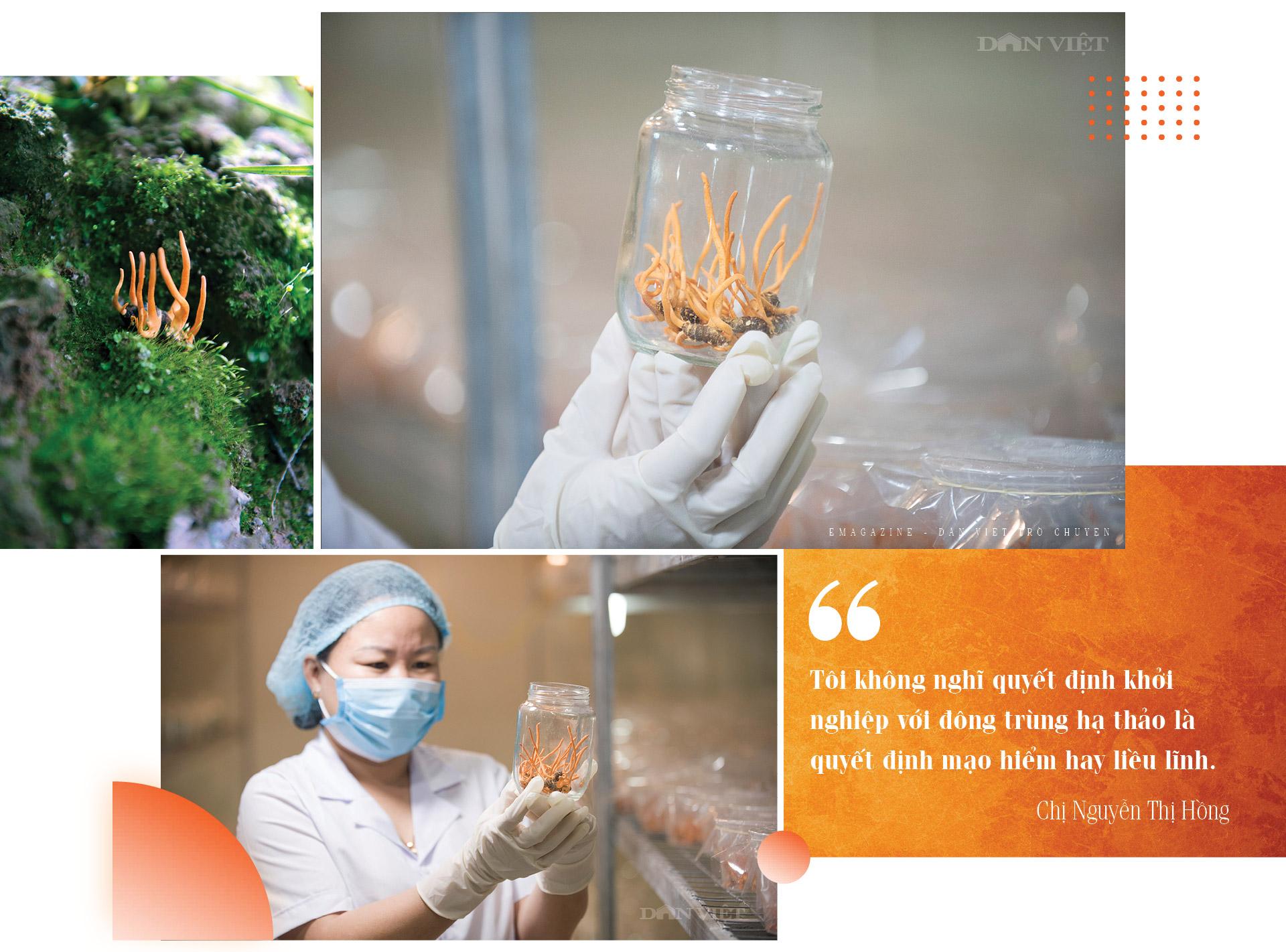 """Tỷ phú Nông dân Việt Nam xuất sắc 2021 Nguyễn Thị Hồng: Hành trình chinh phục  """"vàng mềm"""" siêu đắt đỏ  - Ảnh 4."""